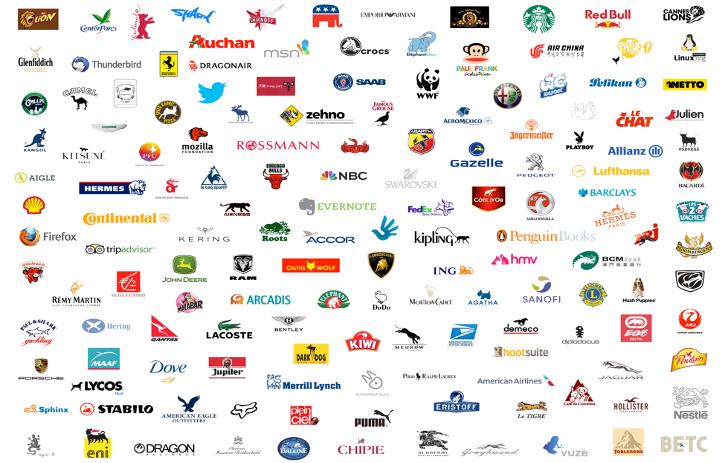 Logos avec des animaux