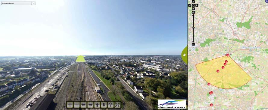 photo panoramique / visite virtuelle