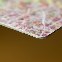 Alumini Print detail